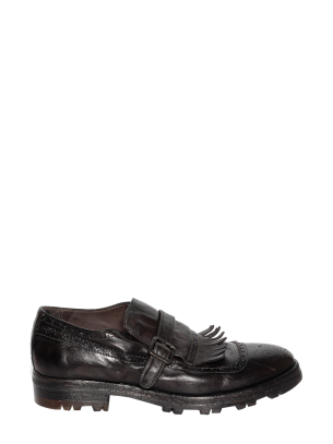 Scarpa Open Closed Shoes Uomo