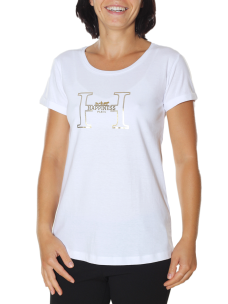 T-Shirt Happiness Donna Splendida Laminated