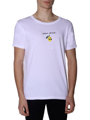 T-Shirt Happiness Uomo Splendido Emb Spring/Summer 2019