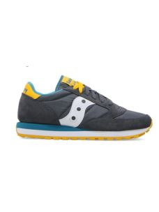 SAUCONY JAZZ'O CHARCOAL/GOLD