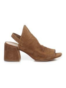 LEMARE' sandalo donna tacco