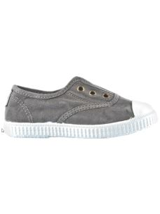 CHIPIE GRIS SLIP ON BAMBINO
