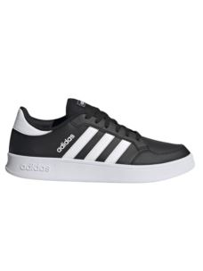 ADIDAS BREAKNET BLACK/WHITE
