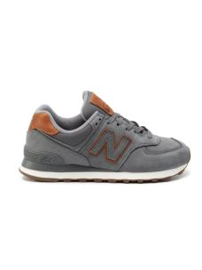 NEW BALANCE 574 NBA DARK GREY
