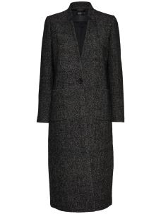 0NLTESSA LONG WOOL COAT OTW