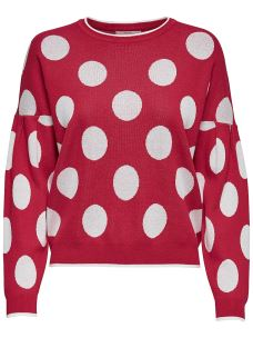 ONLSPRING MAGLIA POIS