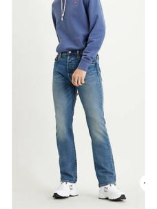 Jeans 501 stretch uomo LEVI'S
