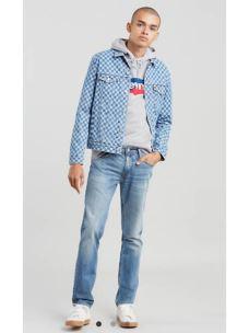 Jeans uomo Levi's 511 SLIM FIT WOBBEGONG