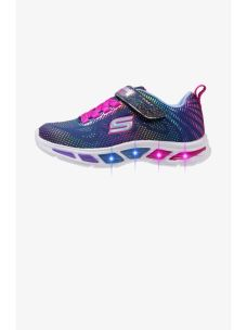 Scarpe girl luci con velcro GLEAN N DREAM SKECHERS