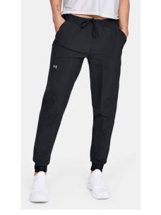 Pantalone polsino stretch donna UNDER ARMOUR