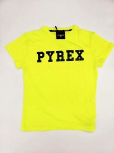 T-shirt jr logo PYREX basic