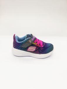 Sneaker girl GO RUN 600 SHIMMER SPEEDER SKECHERS