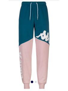Pantalone uomo color block KAPPA