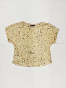 T-Shirt IBIS pajette girocollo  PRANI