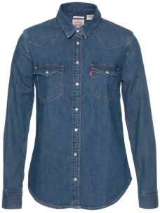Camicia donna jeans LEVI'S