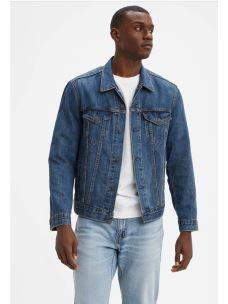 Giacchetto uomo jeans LEVI'S THE TRUCKER JACKET