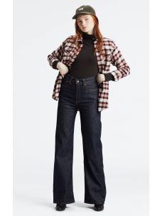 Jeans donna RIBCAGE WIDE LEG LEVI'S