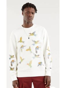 Felpa colibrì girocollo LEVI'S