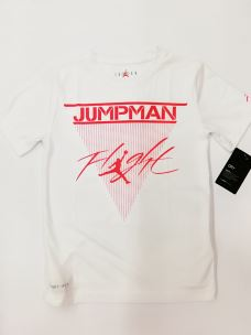 T-shirt JR JORDAN MJ BRANDS SS CREW