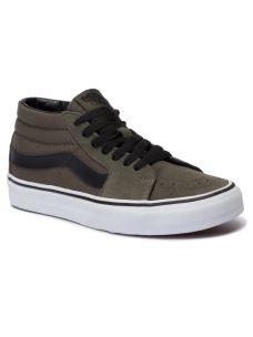 Sneaker SK8 MID canvas suede VANS