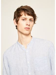 Camicia righe lino PEPE JEANS