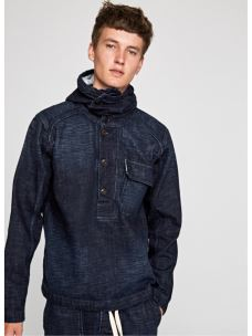 Giacca cappuccio BUCK jeans PEPE JEANS uomo