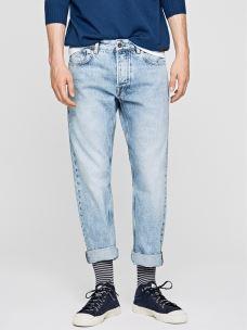 Jeans uomo relaxed regular lavaggio medio chiaro PEPE JEANS