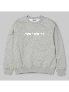 Felpa uomo CARHARTT SWEAT SHIRT girocollo invernale