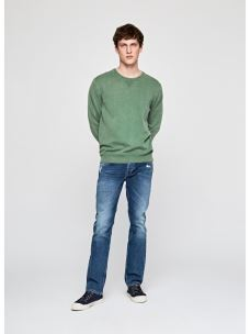 Jeans regular strappi tela stretch PEPE JEANS