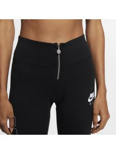 Leggings vita alta zip e big logo NIKE AIR