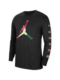 T-Shirt manica lunga JORDAN SPRTDNA LS CREW