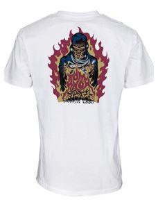 T-shirt uomo SANTA CRUZ KNOX FIREPIT TEE