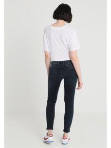 Jeans skinny powerflex vita media PEPE JEANS