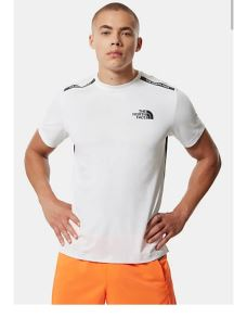 T-shirt in mesh con banda THE NORTH FACE