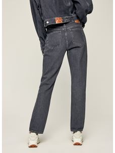 Jeans donna MARY STRAIGHT FIT HIGH WAIST JEANS