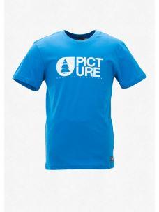 T-shirt uomo PICTURE BASEMENT in cotone organico