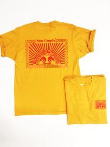 T-shirt OBEY NEW UTOPIA ORGANIC SUPERIOR TEE