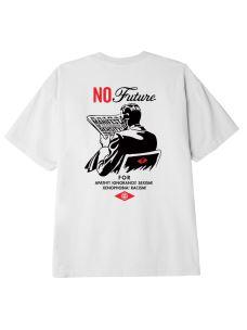 T-Shirt OBEY NO FUTURE CLASSIC