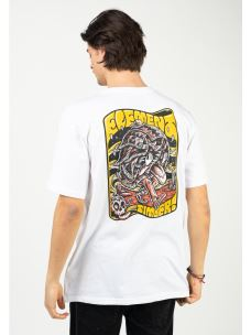T-Shirt stampa TIMBER e ELEMENT