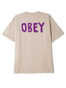 OBEY OG HEAVYWEIGHT CLASSIC BOX T-SHIRT