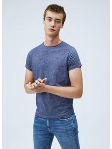 T-shirt melangiata uomo PEPE JEANS