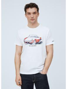 T-shirt GARY stampata PEPE JEANS