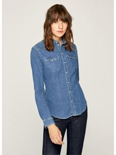 Camicia donna Jeans PEPE JEANS
