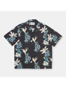 Camicia fantasia floreale CARHARTT