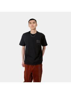 T-shirt stampa state CARHARTT