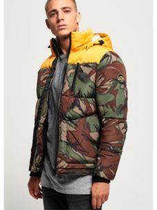 Giacca uomo invernale con cappuccio SD EXPEDITION COAT SUPERDRY