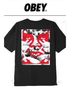 T-shirt SEDUCTION OF THE MASSES OBEY