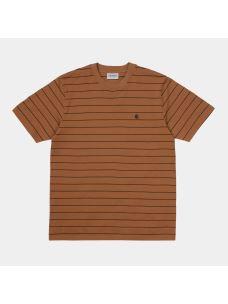 T-Shirt rigata CARHARTT