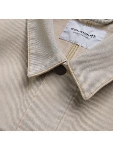 Giacchetto di jeans CARHARTT tinto capo