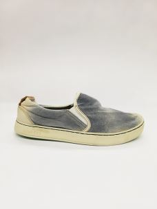 Scarpe slip on in canvas TIE DYE SATORISAN